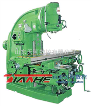 天河X5040立式铣床畅销浙江 大型X53K立式铣床厂