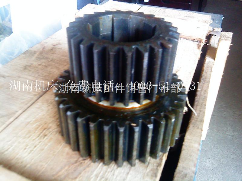 湖南机床厂 锯床配件 齿轮