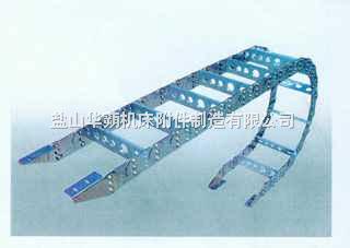 济南长期供应钢制拖链