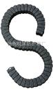 S型工程塑料拖链系列