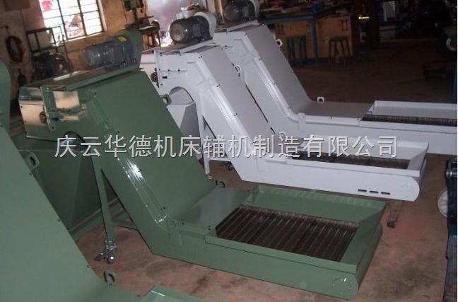 """广东排屑机定做""""机床自动式排屑机""""类型-链板式、刮板式、螺旋式、永磁式、步进式"""
