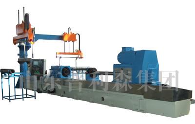 TZK25-Z型全自动数控深孔镗削-刮滚机床