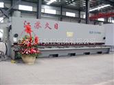 QC11Y-25*9000液压闸式剪板机