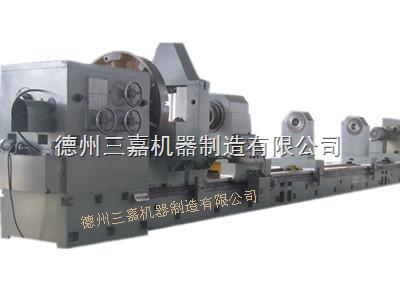 TS2163形式深孔钻镗床