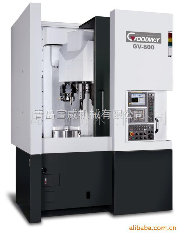 数控立车GV-800 程泰机械