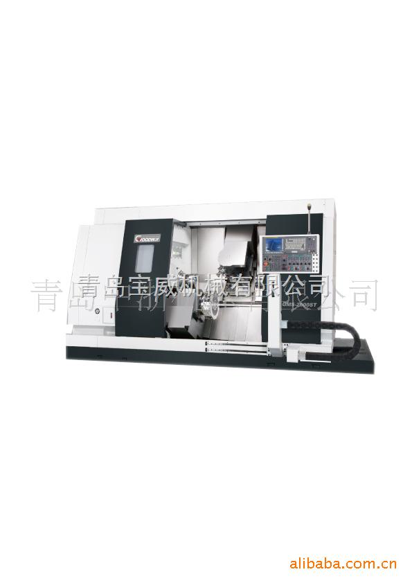 车铣复合机 GMS-2600/2800