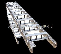 钢制拖链--TL65桥式钢制拖链  TL80新型钢铝拖链 瑞信机床部件制造
