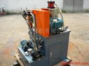 H-DJ168Y液压单头倒角机