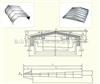 高速竞技宝下载导轨钢板防护罩