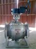 Q347F/H-16C-DN450蜗轮球阀