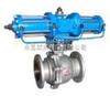 Q641F/-16C-DN200气动球阀
